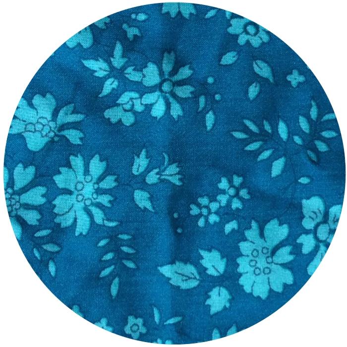 Liberty Capel Bleu Canard