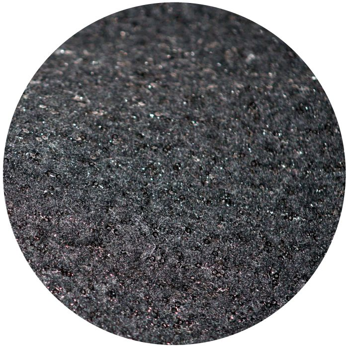 Lainage Noir Paillettes