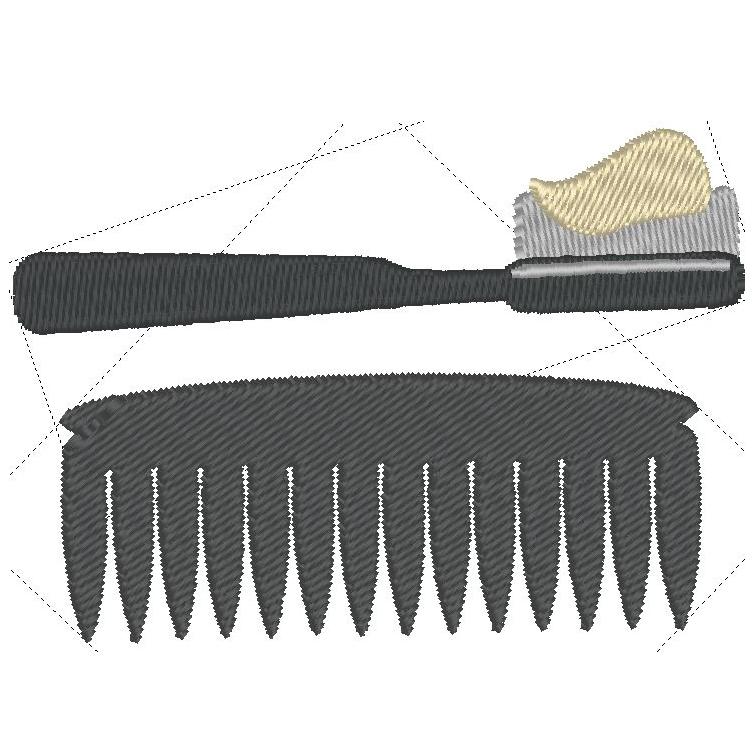 Brosse A Dents Peigne