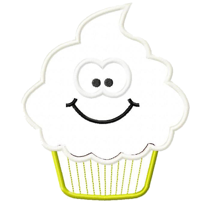 Cupcake Fantôme