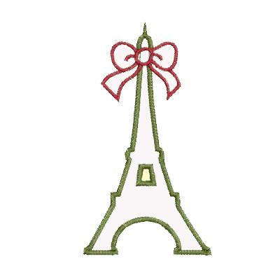Tour Eiffel Noeud