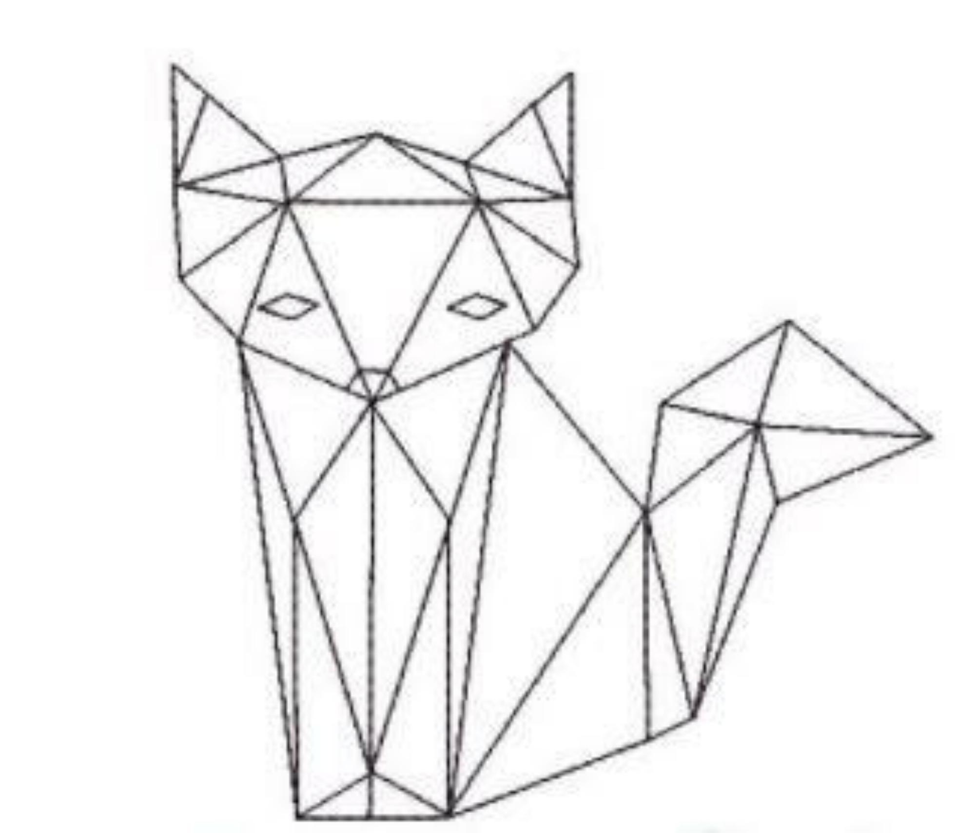 Renard Géométrique