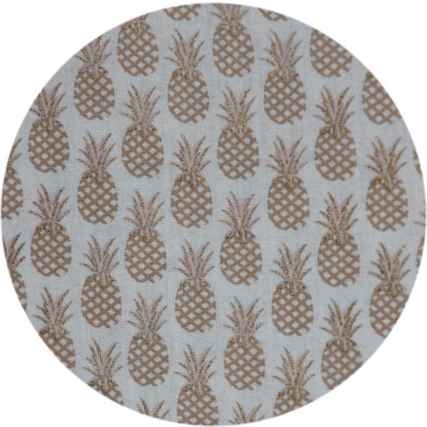 Ananas Roses Or