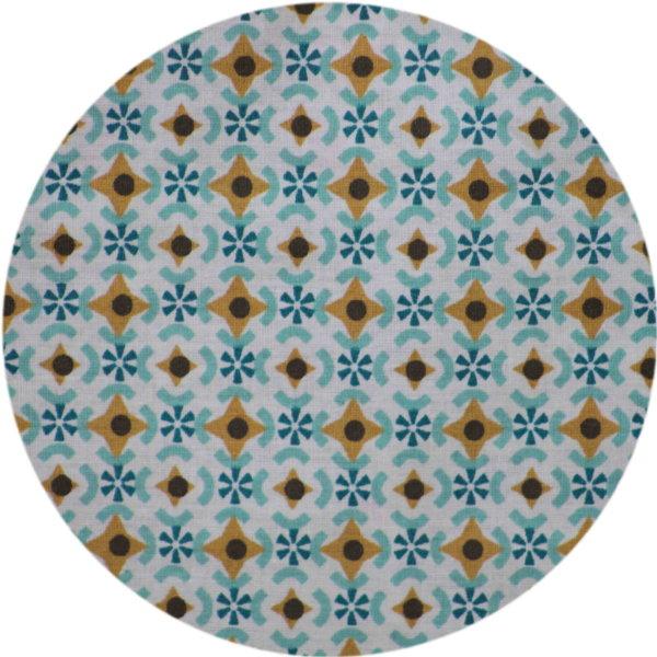 Graphique Bleu Jaune