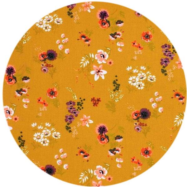 Fleurs Moutarde