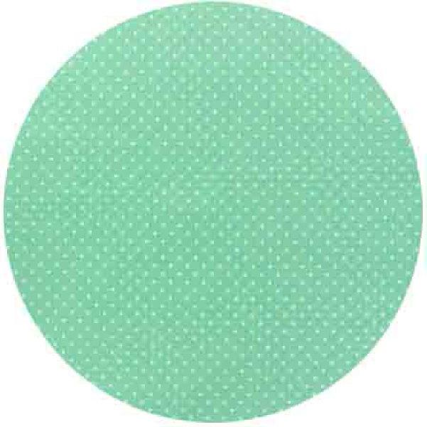 Coton Fond Azur Mini Pois